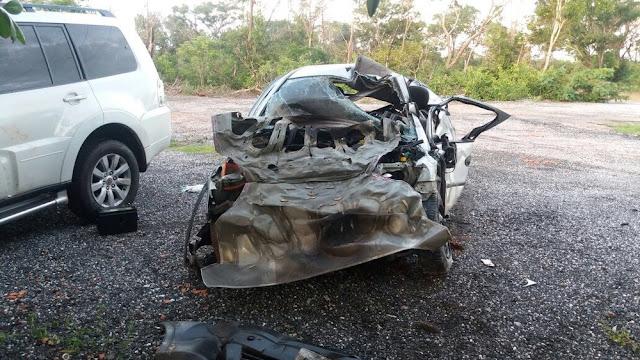 Colisão frontal deixa dois mortos na BR-316 no Maranhão