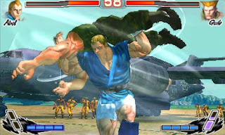 Free Download Super Street Fighter IV 3D Edition 3DS CIA Single Link