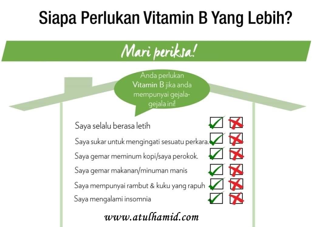 Vitamin B Complex Keistimewaan, Fungsi, Manfaat, dan Siapa Memerlukan