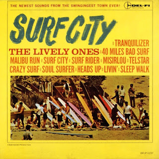 Surf Rider by The Lively Ones (1963)