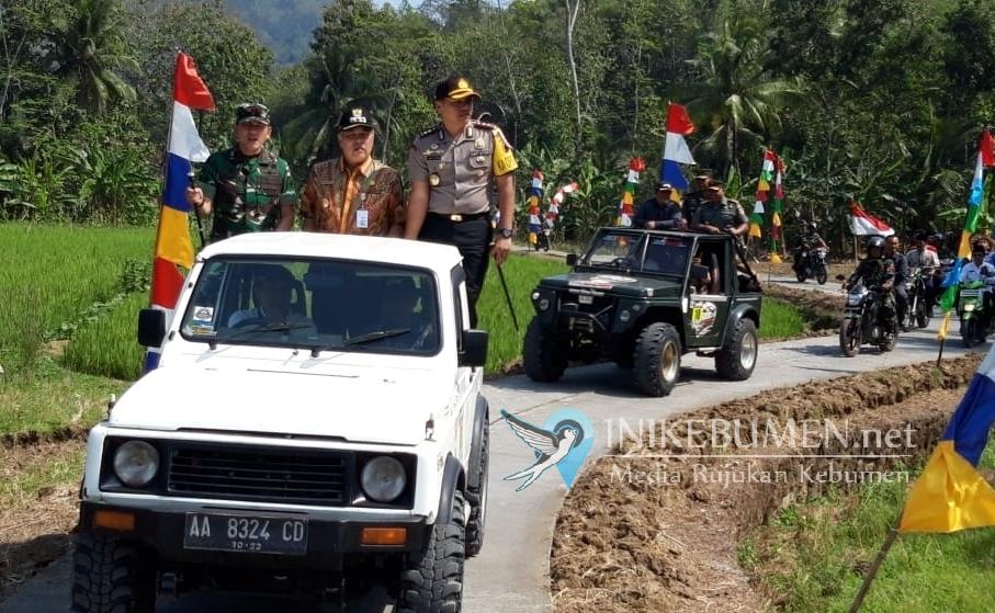 Desa Sawangan jadi Lokasi TMMD Sengkuyung Tahap II di Kebumen