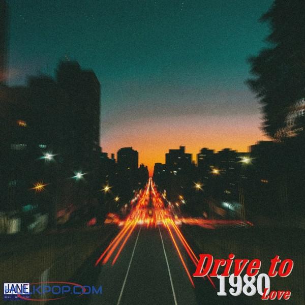 JANE POP – Drive to 1980 Love – Single