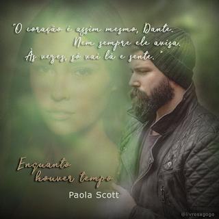 Ebook Enquanto houver tempo - Paola Scott