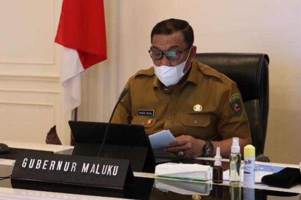 Murad Ismail Imbau Warga Seram di Daerah Rawan Gempa Tetap Waspada.lelemuku.com.jpg