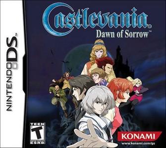 Rom Castlevania Dawn of Sorrow NDS