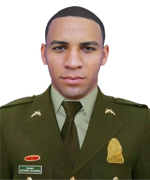 https://www.notasrosas.com/Policía Cesar de luto, por muerte de un patrullero de la institución