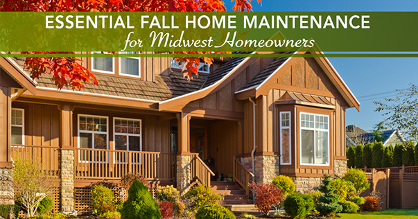 Essential Fall Home Maintenance For Midwest Homeowners