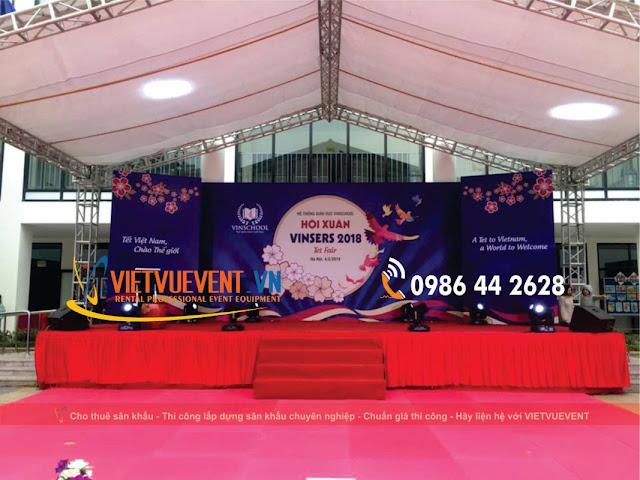 Cho thuê thiết bị sự kiện tại hà nội | VIETVUEVENT