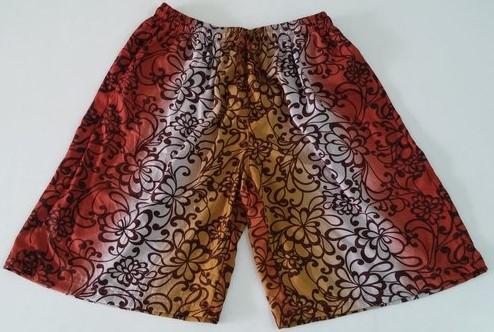 Kain Katun Rayon Buat Celana Kolor Pendek Wanita