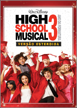 High School Musical 3 - Ano da Formatura Dublado (2008)
