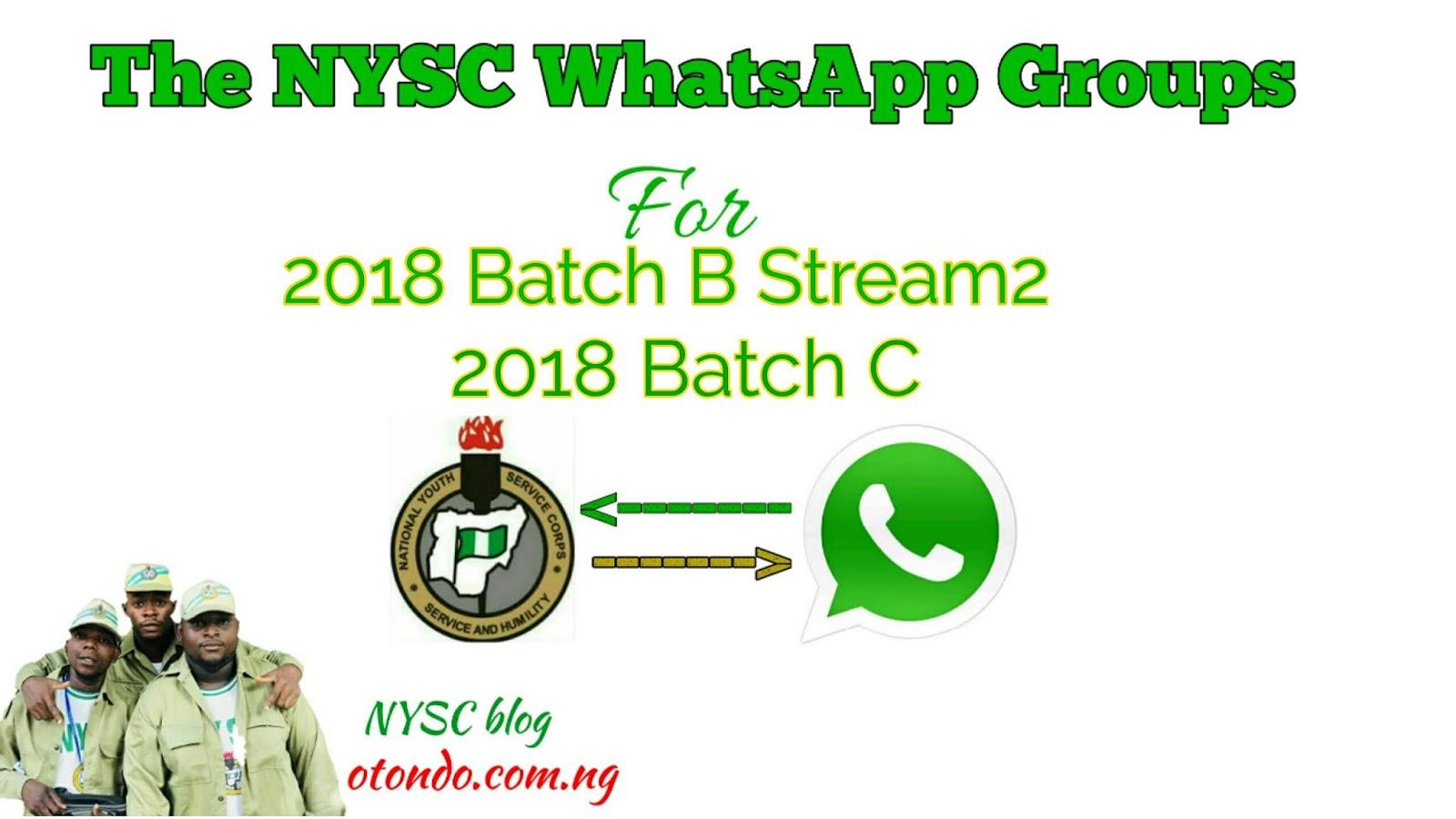 National Whatsapp Group