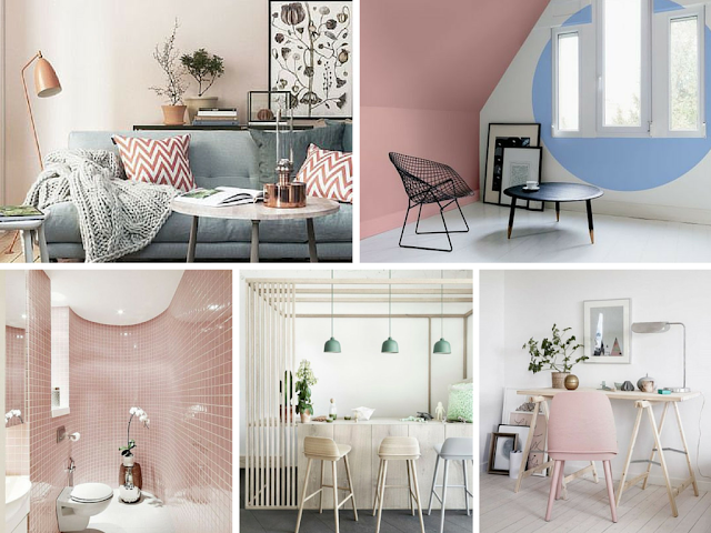 Home Decor  Pantone 2016