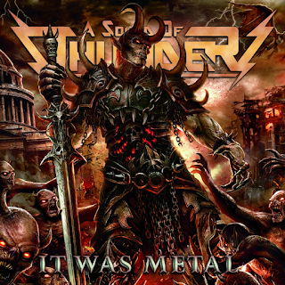 """Ο δίσκος των A Sound of Thunder """"It Was Metal"""""""