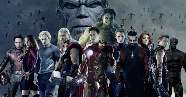 Ambos Vingadores: Guerra do Infinito Parte 1 e 2 serão renomeados