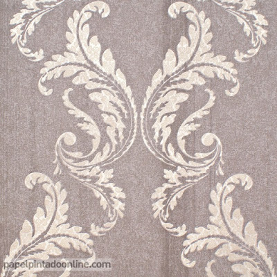 Papel Pintado Pared Ornamental 5991-49 Secrets Erismann