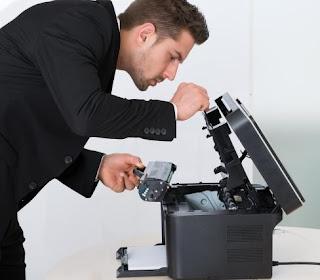 Masalah - masalah printer yang sering terjadi
