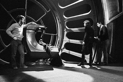 George Lucas detrás de las cámaras