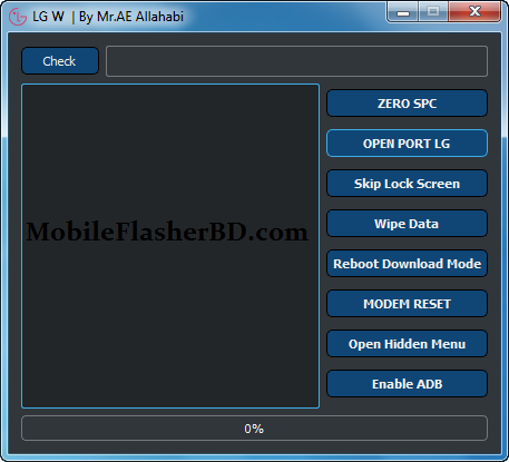 Download LG W Unlock Tool Latest Update Free For All Without Password