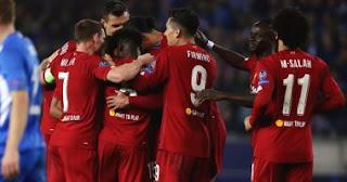 موعد مباراة ليفربول وإيفرتون الأربعاء 04-12-2019 ضمن الدوري الانجليزي