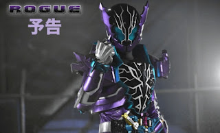 Kamen Rider Rogue Episodio 03 Final