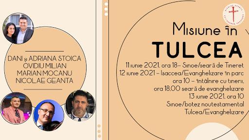 Misiune în Tulcea