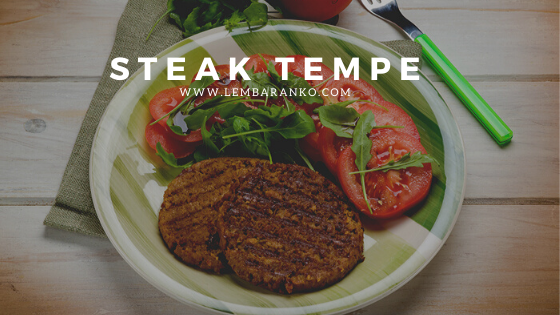 buat steak tempe