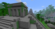 Minecraft Mayan Temple Blueprint