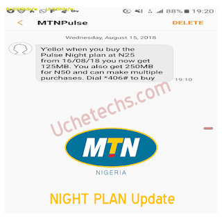 Mtn Pulse Night Plan 125mb 250mb plan