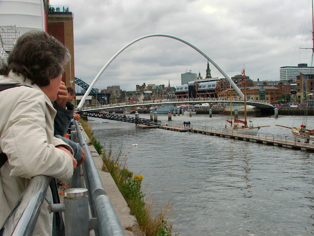 Tall Ships race River Tyne Newcastle 2005