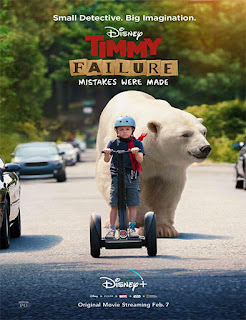 Timmy Failure: Mistakes Were Made (2020) | DVDRip Latino HD GoogleDrive 1 Link