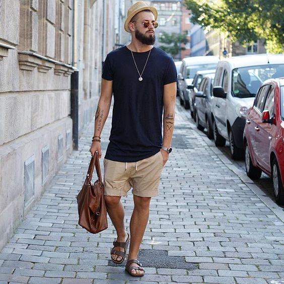 Macho Moda - Blog de Moda Masculina  BERMUDA MASCULINA 2018  5 ... d51539c177041