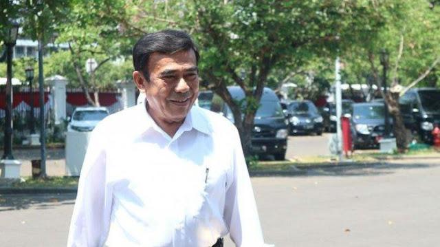 Ditunjuk Jokowi Jadi Menteri Agama, Fachrul Razi: Beliau Lihat Saya Ceramah dengan Damai