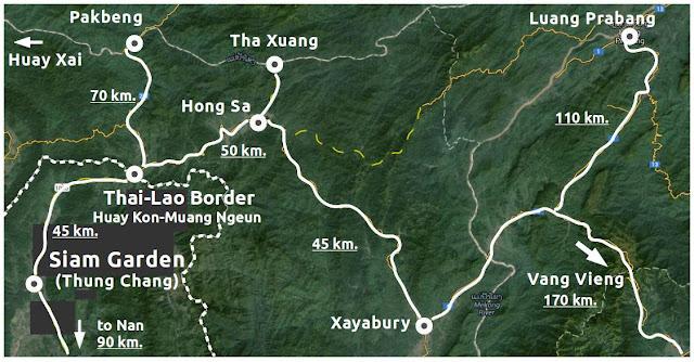 Nan international border