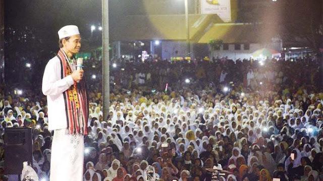 Pengagum Ustadz Abdul Somad Pilih Prabowo, Ini Kata Timses Jokowi
