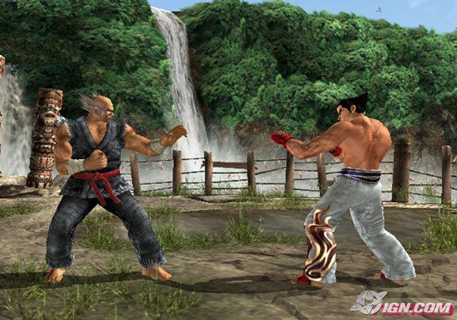 Tekken 5 Ps2 Iso Compressed Free Download - ▷ ▷ PowerMall