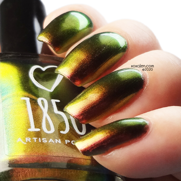 xoxoJen's swatch of 1850 Artisan The Woman