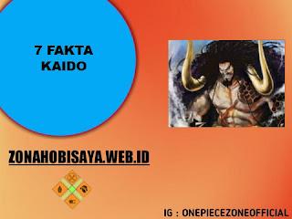 7 Fakta Kaido One Piece, Mantan Anggota Bajak Laut Rocks