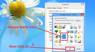 choosing-hidden-icon-in-folder-properties-and-pressing-ok-button-in-windows
