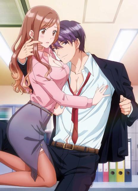 Manga para adultos Jо̄shi no Asoko wa XL Size!? Futoi Sakippo… Haitteru…! tendrá anime