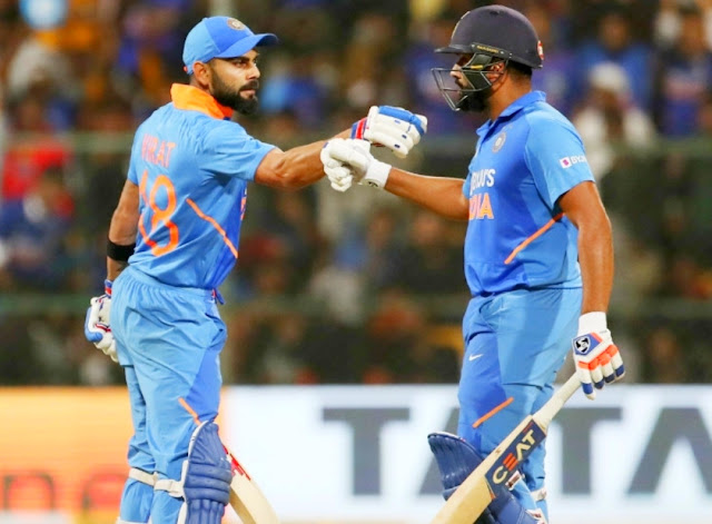 India wins sixth series over Australia; Kohli breaks Dhoni's record as the highest run-scorer in India