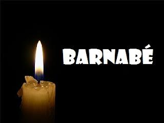 Lições da vida de Barnabé