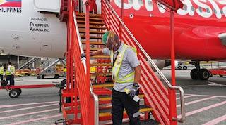 AirAsia ground crew
