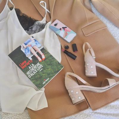 À la recherche d'Alice Love livre Liane Moriarty Coin des licornes Blog bookstagram Toulouse