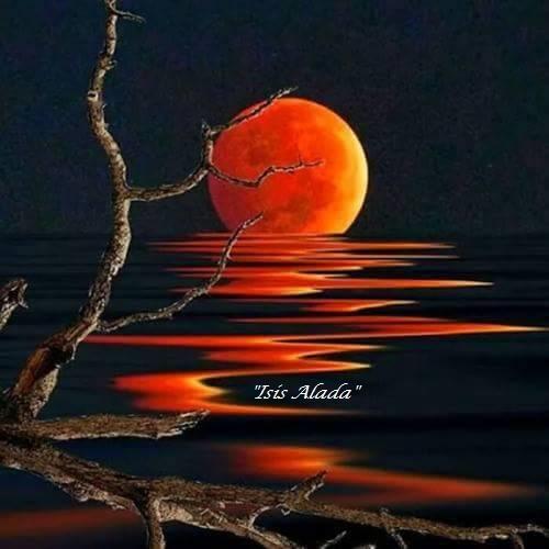 Isis alada estamos llegando a la nueva luna llena que en for En que luna estamos