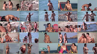 Nude Euro Beaches 2018. Part 30.