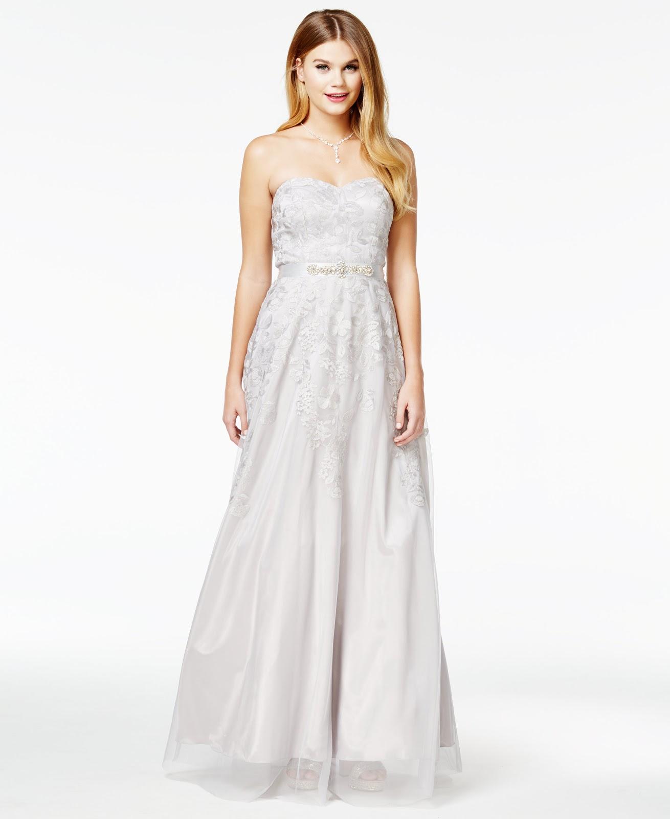 Catalog Cuties: Prom Dresses, Part 7