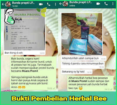 Jual Herbal Bee di Jember