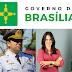 MILITARES PARABENIZAM PGDF E COMANDO DO CBMDF