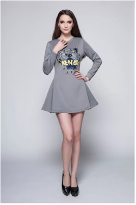 dress untuk wanita bertubuh pendek