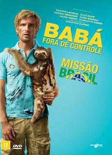 Babá Fora de Controle: Missão Brasil - BDRip Dual Áudio